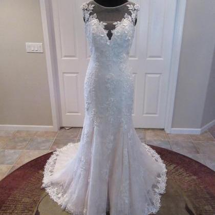 Wedding Dress,Lace Wedding Dresses,..