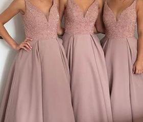 Bridesmaid Dress,Ele..