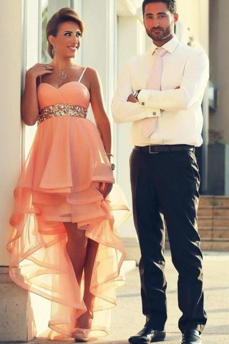 Charming Formal Dress,Tulle Prom Dress,Sweetheart Prom Dress,A-Line Prom Dress,Long Prom Dress,Brief Prom Dress