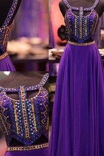 Prom Dress , Purple Prom Dress , Stunning Prom Dress , Gold and Purple Beading Prom Dress , Sexy Prom Dress , Long Prom Dress , Custom Made Prom Dress,Cheap Prom Dress,Formal Dress, Sexy Gril Dress, Floor-Length Prom Dresses, Evening Dresses, Custom Dress