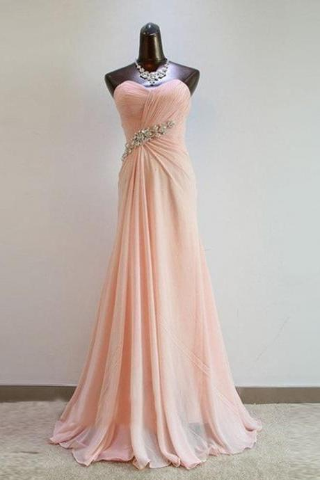 Prom Dress,Sexy Elegant Long Evening Dress,Chiffon Evening Dresses,Long Prom Dress,Sexy Backless Prom Dresses,Cheap Prom Dress,Formal Dress, Sexy Gril Dress, Floor-Length Prom Dresses, Evening Dresses, Custom Dress