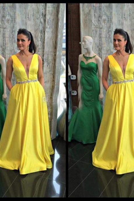 Charming Prom Dress,Sexy V Neck Prom Dress,Sexy Evening Party Gowns,Formal Gown,Cheap Prom Dress,Formal Dress, Sexy Gril Dress, Floor-Length Prom Dresses, Evening Dresses, Custom Dress