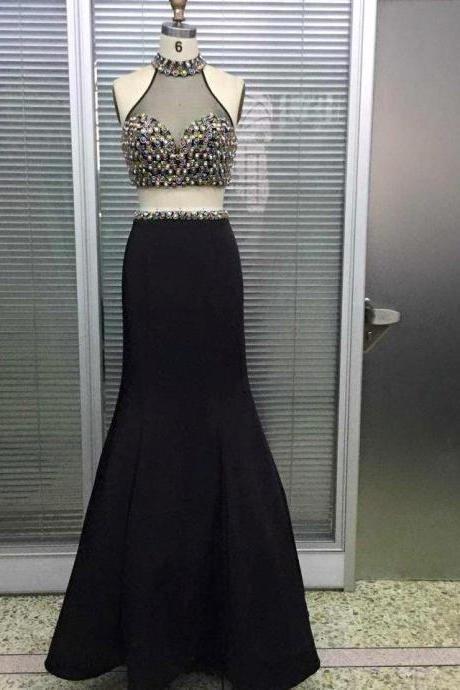 Sexy Prom Dress,Spaghetti Straps Evening Dresses,New Fashion Prom Gowns,Elegant Prom Dress,Princess Prom Dresses,Chiffon Evening Gowns,Formal Dress,Grey Evening Gown