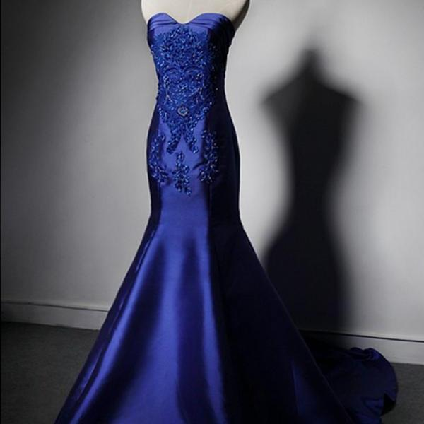 royal blue prom dresses,Sweetheart Prom Dresses,satin prom dresses,sexy prom dresses,Dresses For Prom , sexy prom dresses,dresses party evening,sexy evening gowns,formal dresses evening,elegant long evening dresses